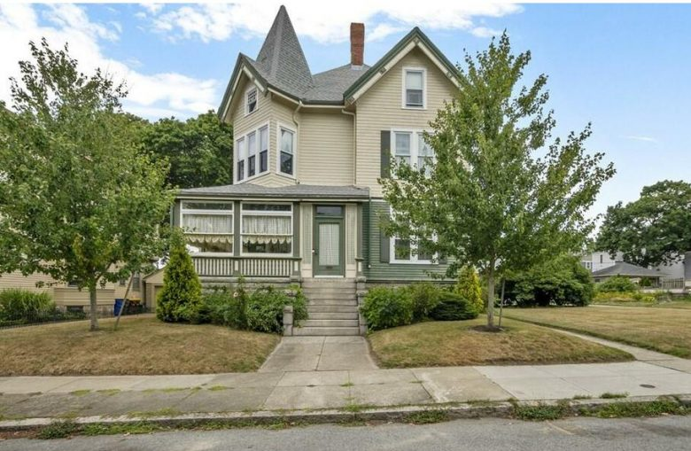 Lizzie Borden Maplecroft House For Sale 2