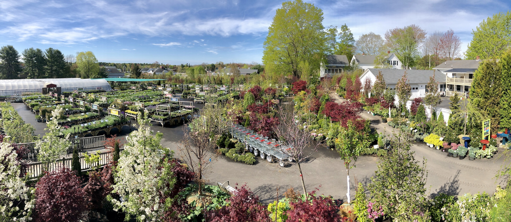 New England Nurseries Garden Centers