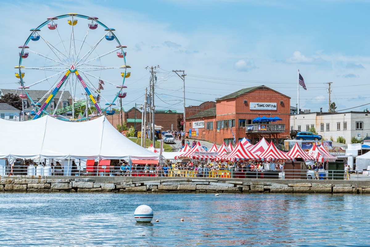 8 new england events you can t miss this summer new for Best time to visit maine for lobster