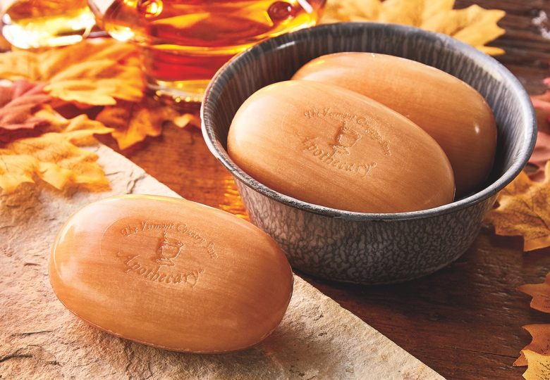 Maple Products 17 Vermont Soap Maple Bath and Body Bars by The Vermont Country Store