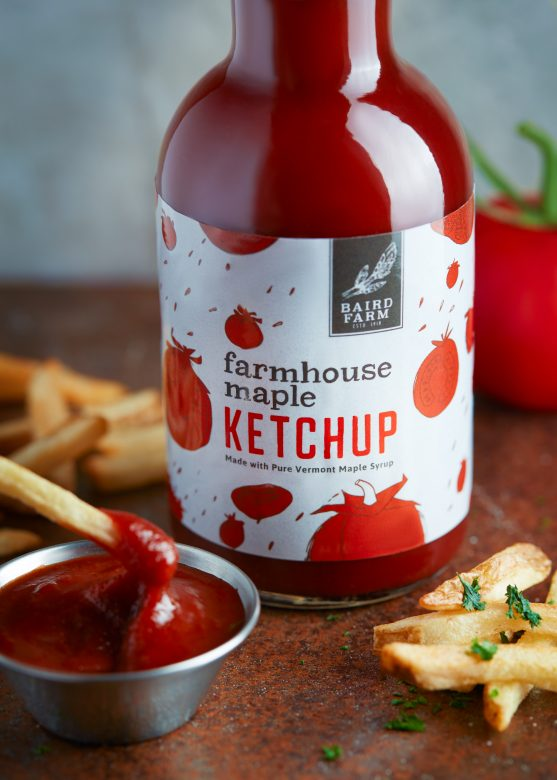 Maple Products 7 - Maple Ketchup
