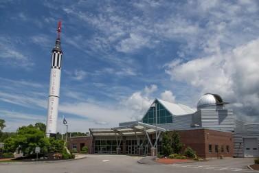 McAuliffe-Shepard Discovery Center