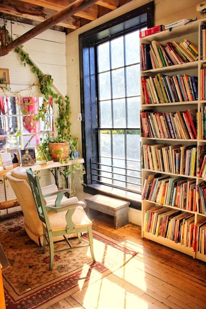 Montague Bookmill Montague Massachusetts 17