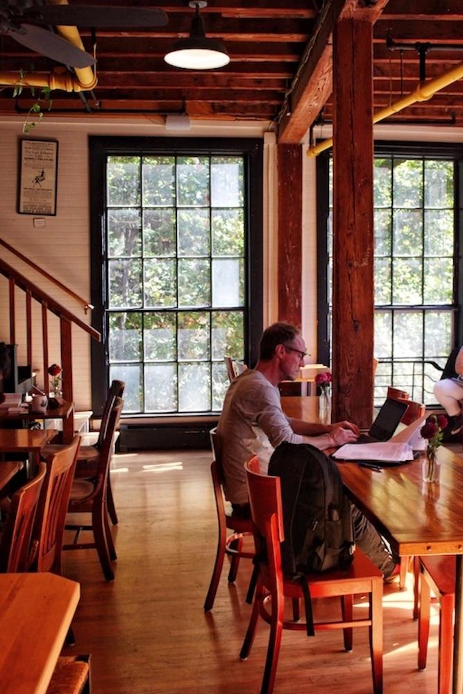 Montague Bookmill Montague Massachusetts 4