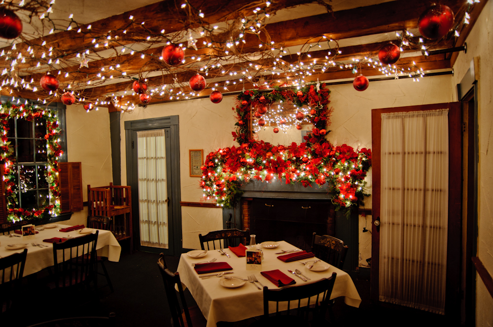 Christmas Getaways In New England