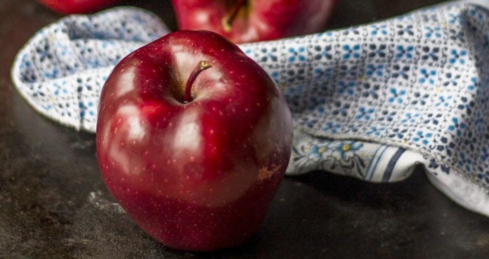 Red Delicious Apples Weren't Always Horrible