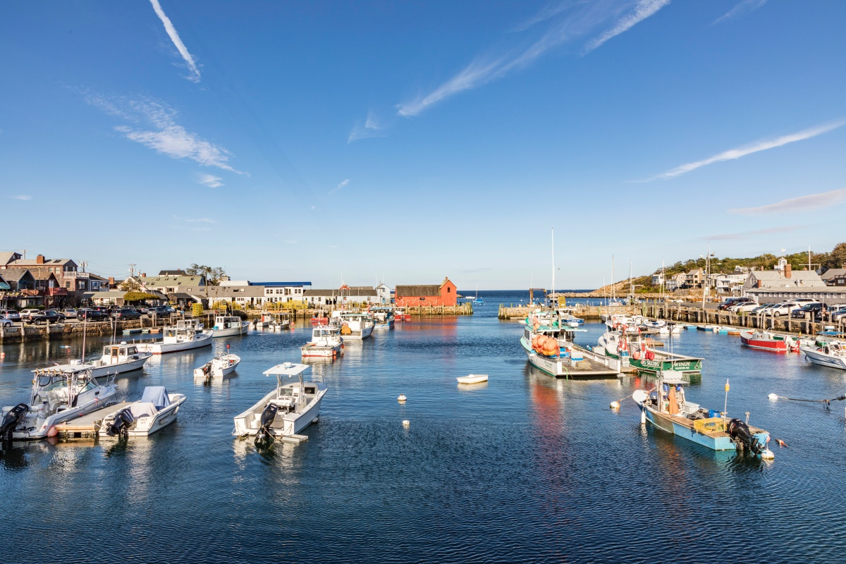 Prettiest Coastal Towns In New England