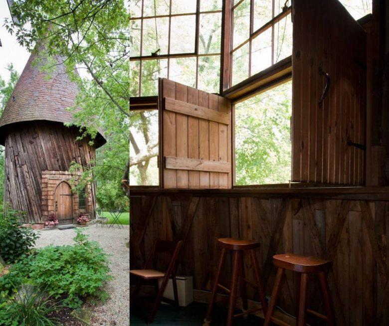 Rustic New England Cabin Rentals 1