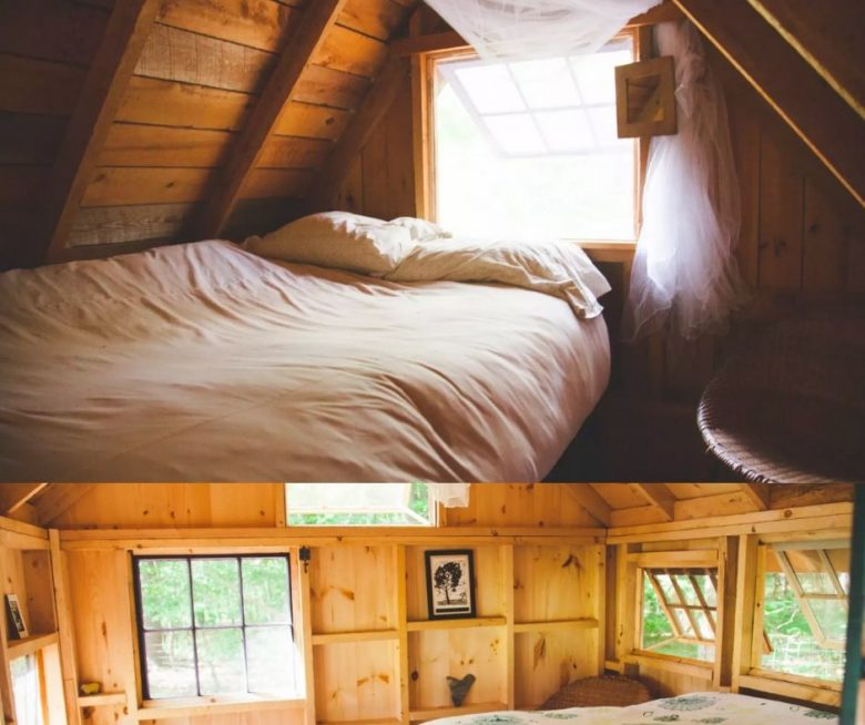 Rustic New England Cabin Rentals 10