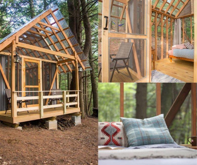 Rustic New England Cabin Rentals 3
