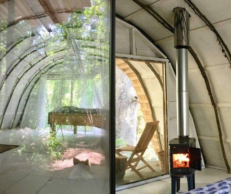Rustic New England Cabin Rentals 4