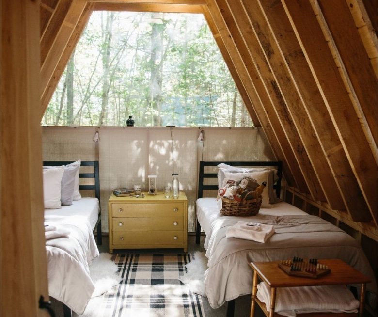Rustic New England Cabin Rentals 6