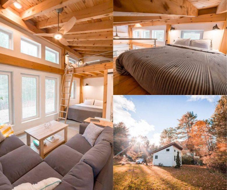 Rustic New England Cabin Rentals 9