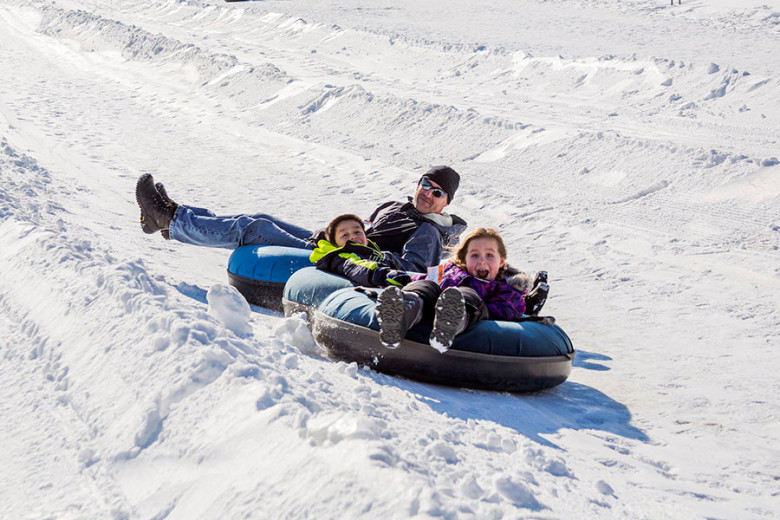 New England Snow Tubing Parks | The Best 5 - New England Today