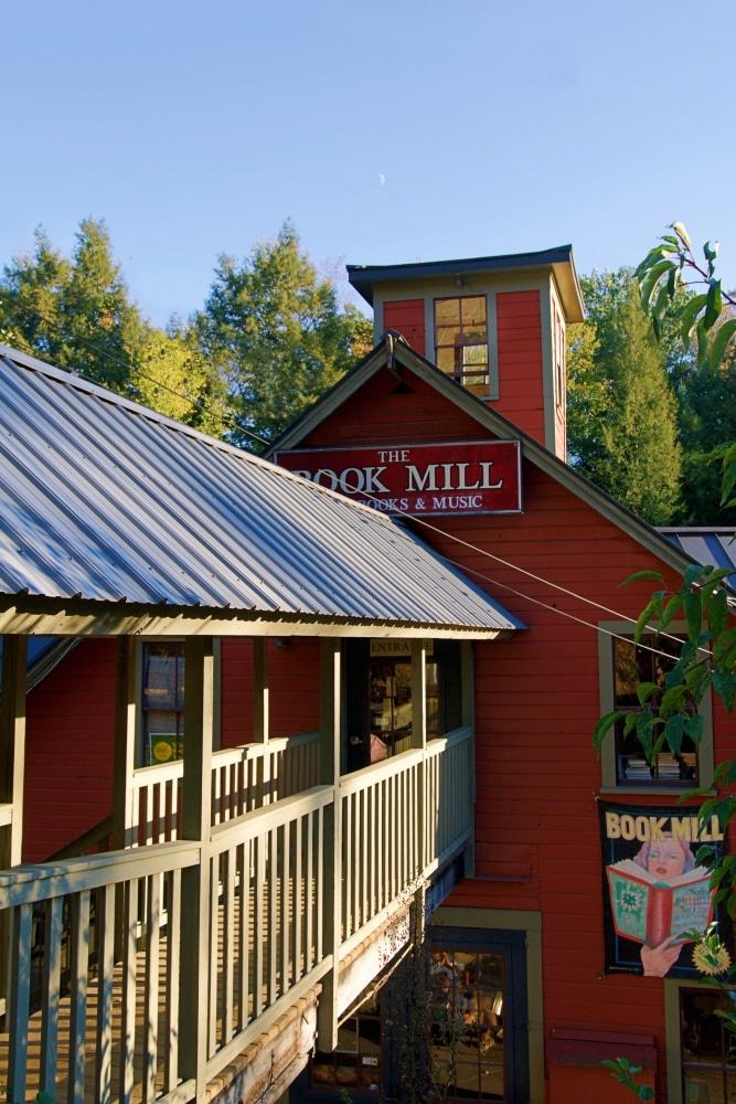 The Montague Bookmill Massachusetts