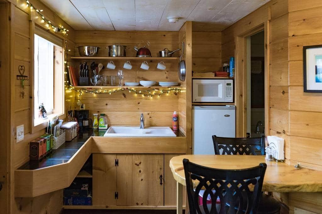 10 Cozy Cabins for Rent in Vermont | Winter Getaways - New