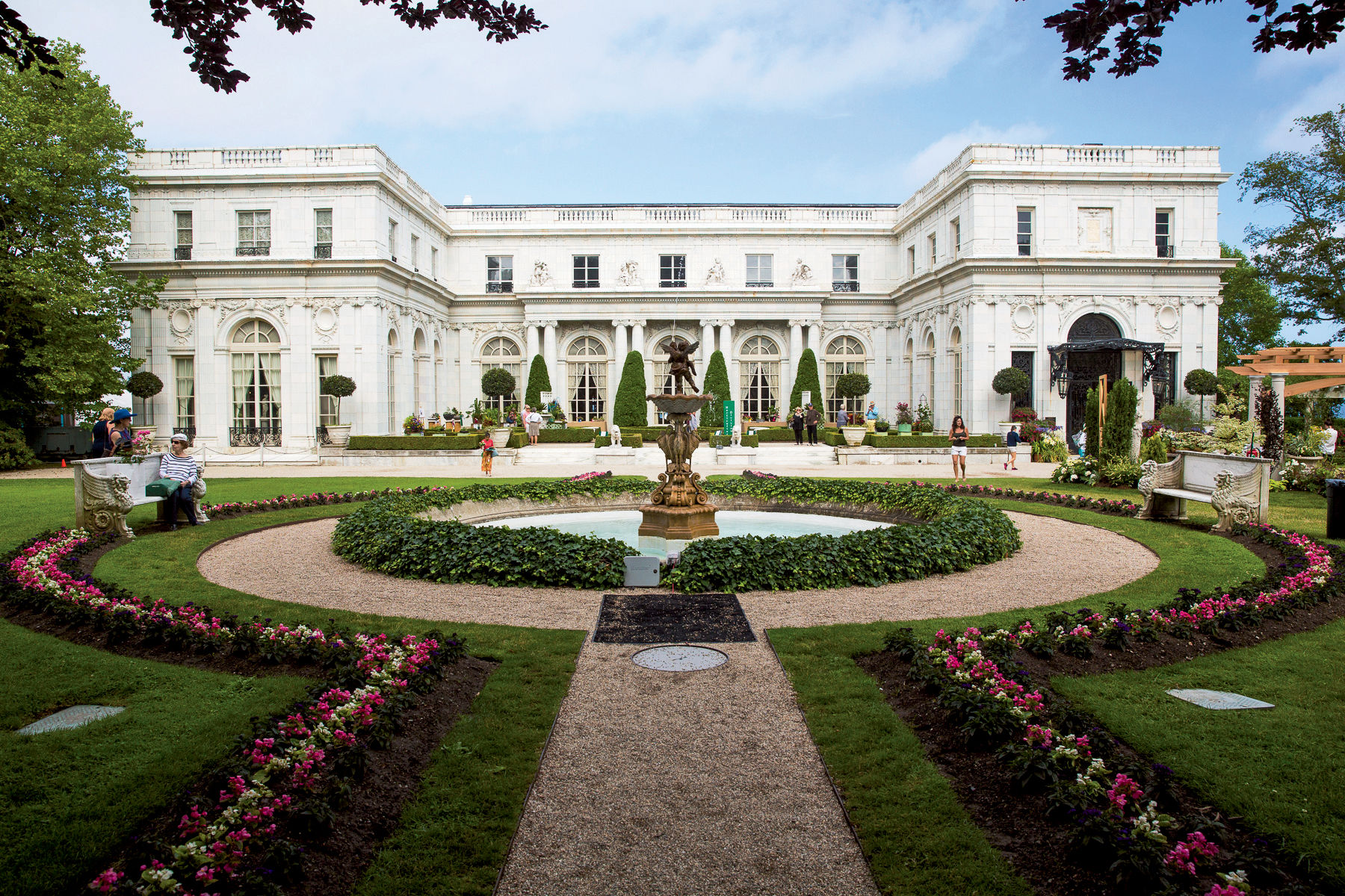 Rosecliff Newport Mansions Best Things To Do In Ri