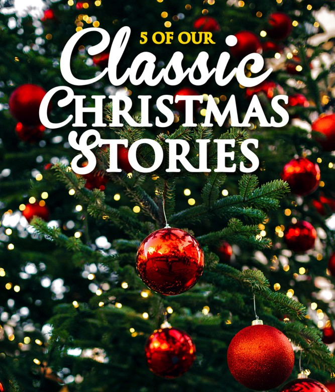 click the audio to hear editor mel allen go behind the story on these holiday favorites - Classic Christmas Favorites