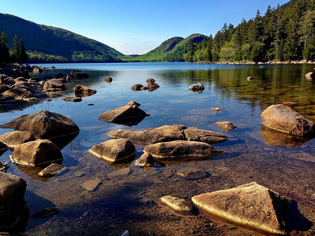 acadia national park most beautiful places in maine