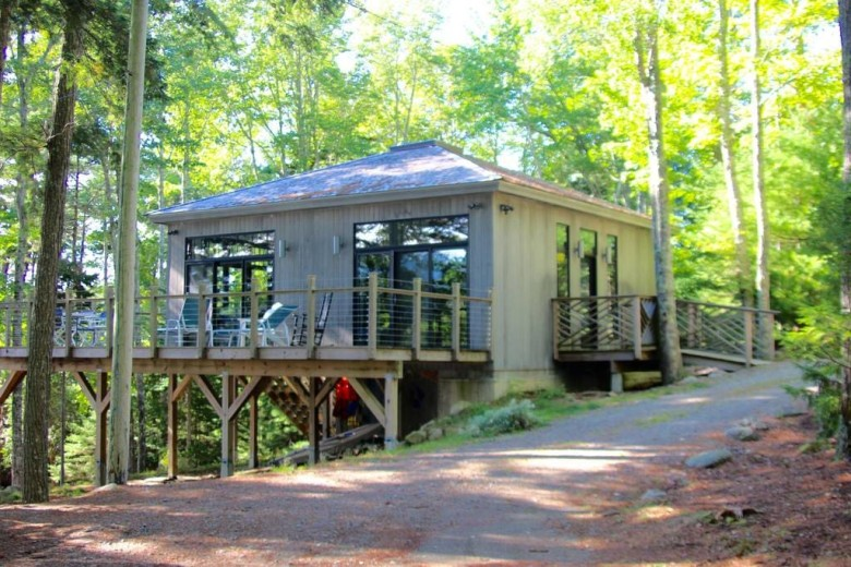 Favorite acadia national park cabins you can rent new for Cottage builders near me