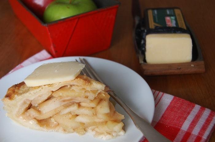 Apple Pie Accompaniments