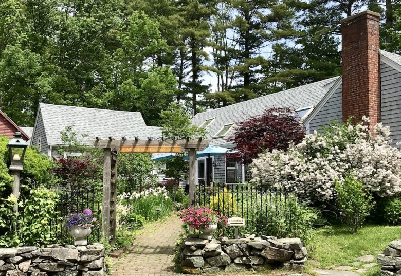 bed and breakfast maine coast