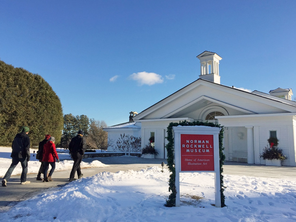 5 Ways To Have Fun In The Berkshires In Winter