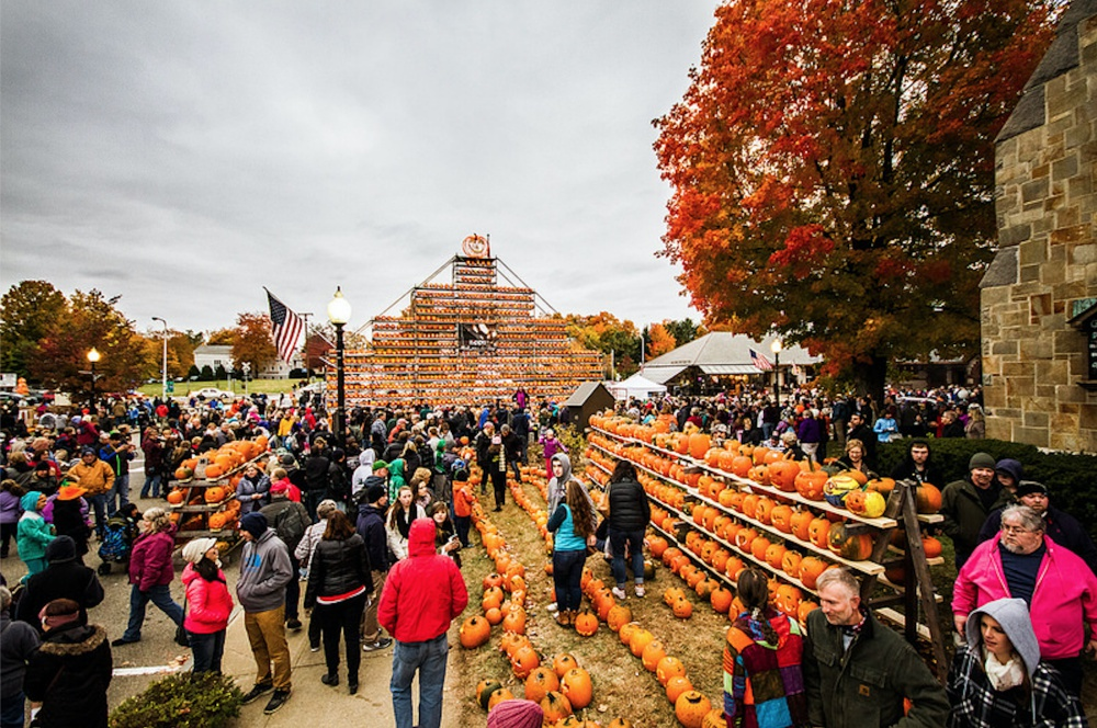 5 Best Pumpkin Festivals in New England - New England Today