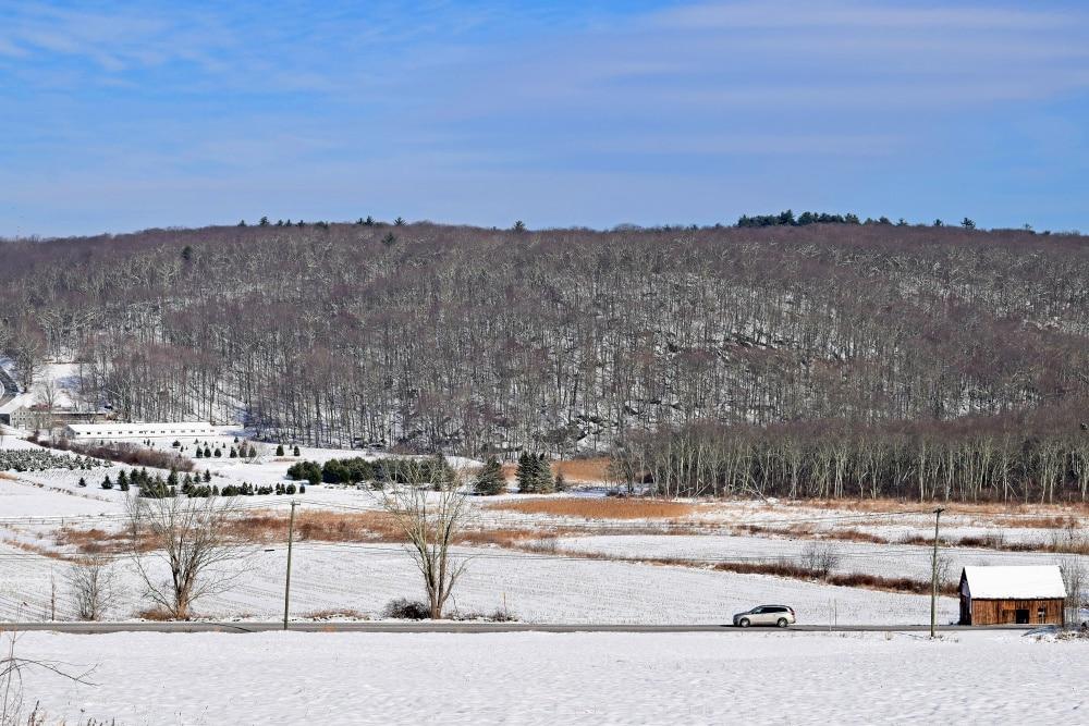 Best 5 New England Winter Drives