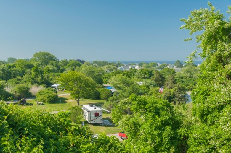 Best Rhode Island Campgrounds