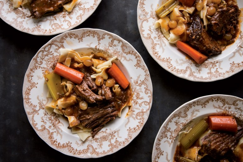 New England Yankee Pot Roast Recipe