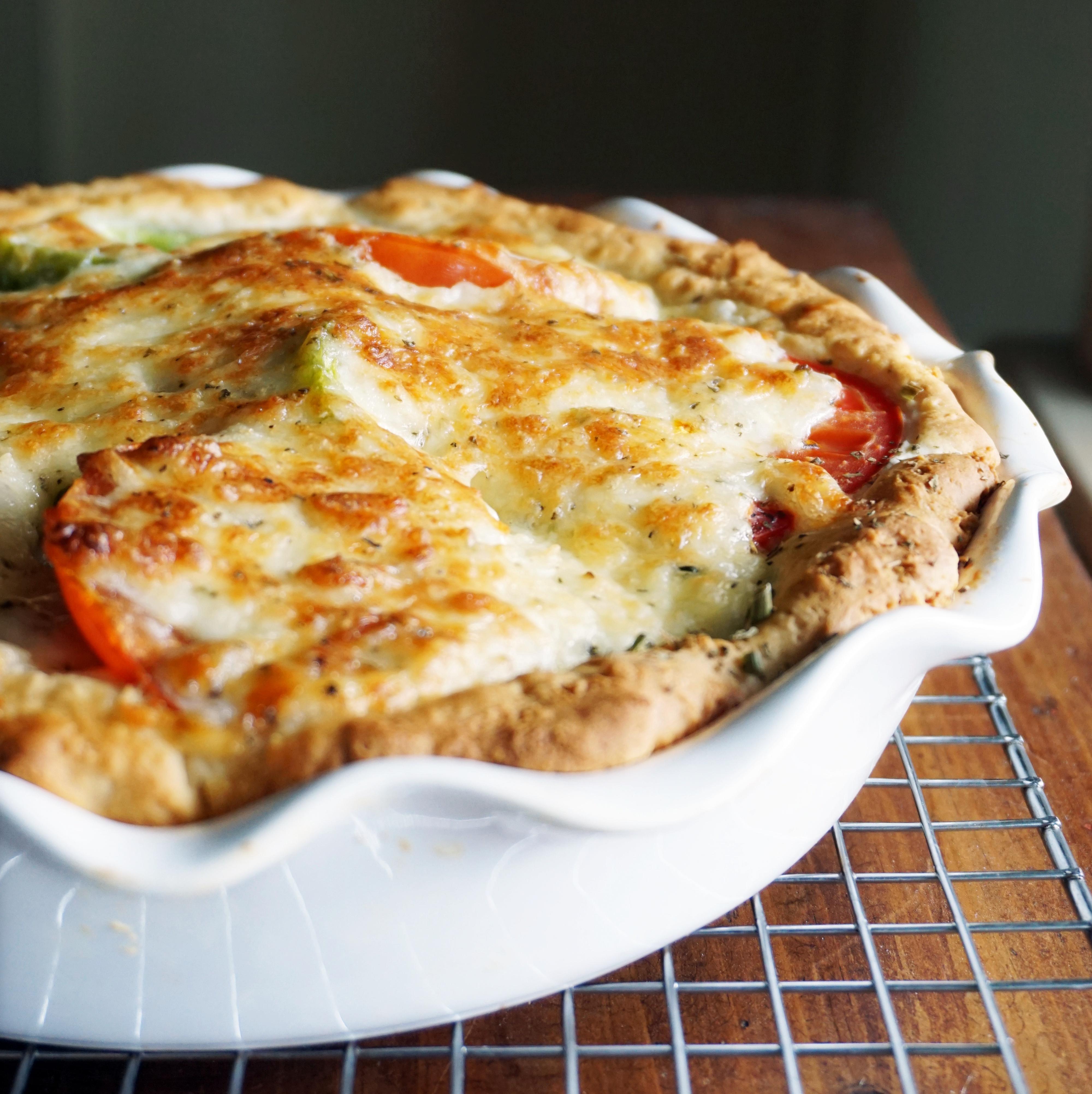 fresh tomato pie new england today