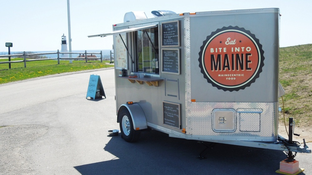 Bite into Maine | The Ultimate Maine Lobster Truck Experience - New ...