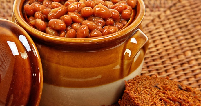 Boston Style Baked Beans New England Today