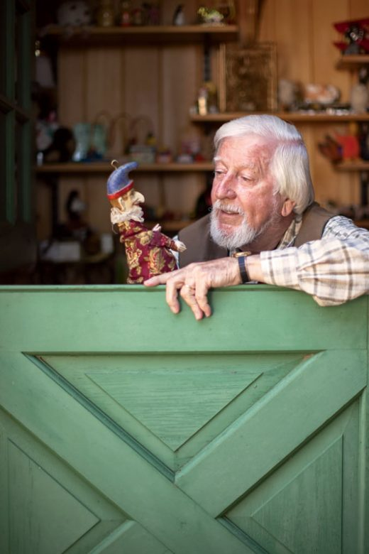 How Do You Become a Big Bird? | The Big Question with Carroll Spinney