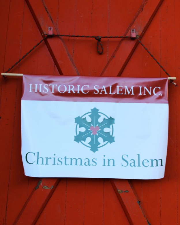 "Christmas in Salem celebrated its 37th year with ""Christmas on the Common."""