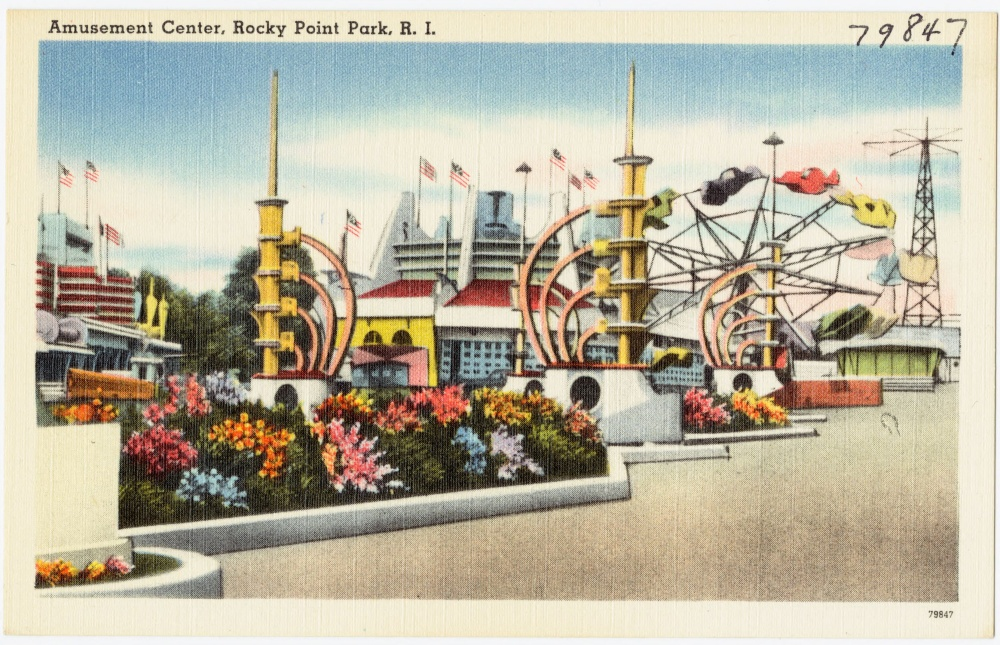 5 Closed New England Amusement Parks   Gone But Not Forgotten