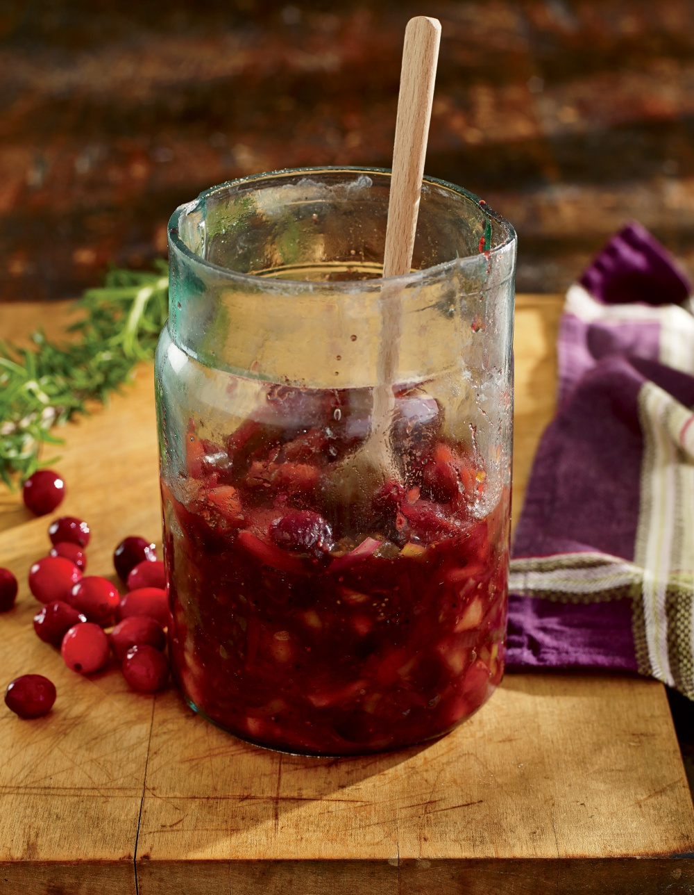 Cranberry-Apple Chutney - New England Today