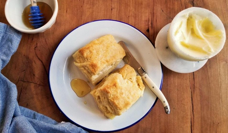 Cream of Tartar Biscuits Recipe
