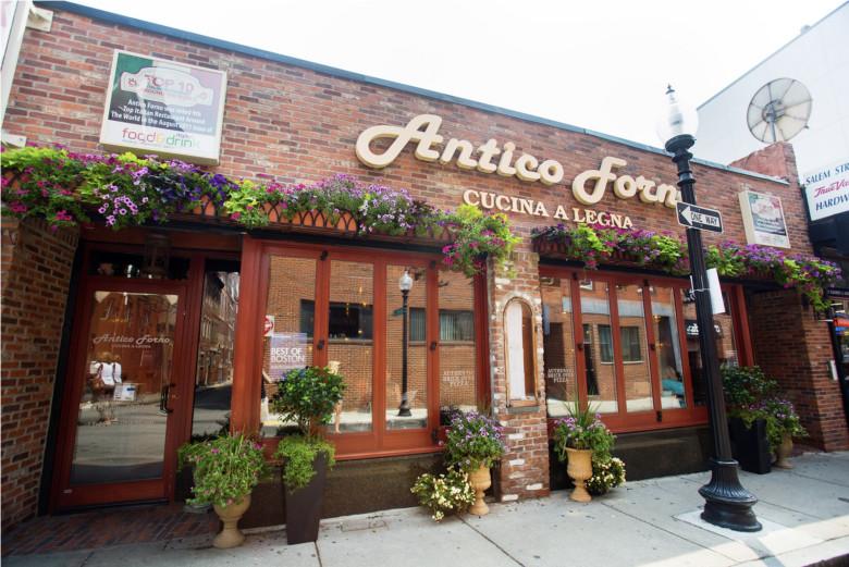 Antico Forno 5 Favorite North End Restaurants