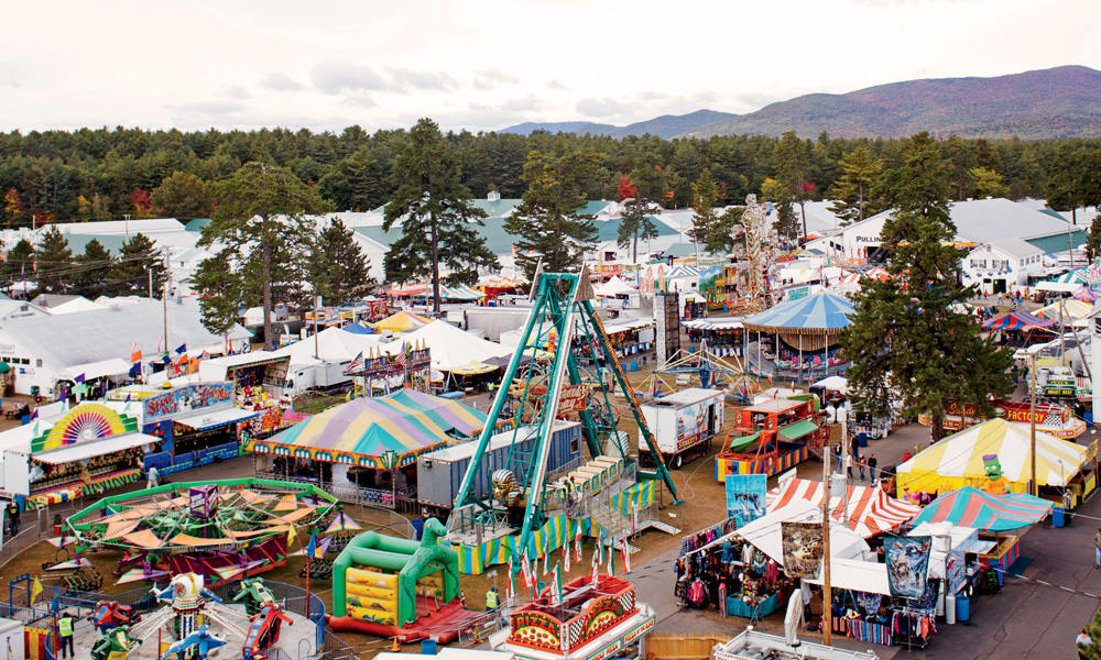 Scenes from the Fryeburg Fair | Photographs - New England Today