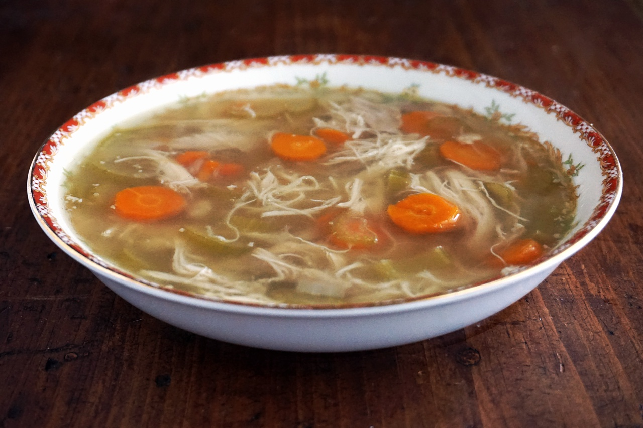 Grannys best chicken soup new england today grannys best chicken soup forumfinder Image collections
