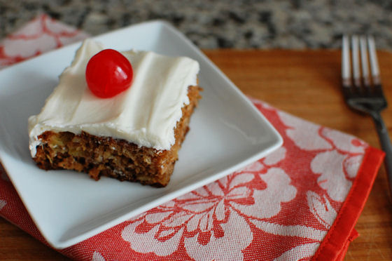 Hawaiian Wedding Cake Recipe