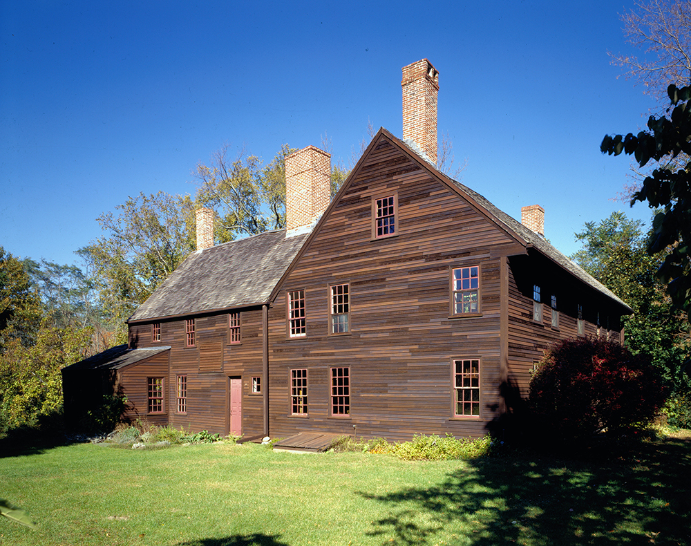 Historic homes in new england homemade ftempo for New england home builders