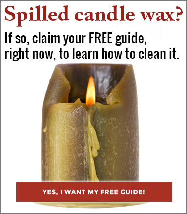 Remove Candle Wax from Fabric - New England Today