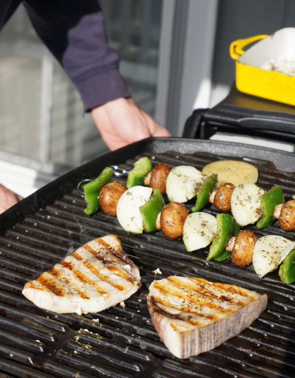 The best tip for anyone learning how to grill swordfish is ___