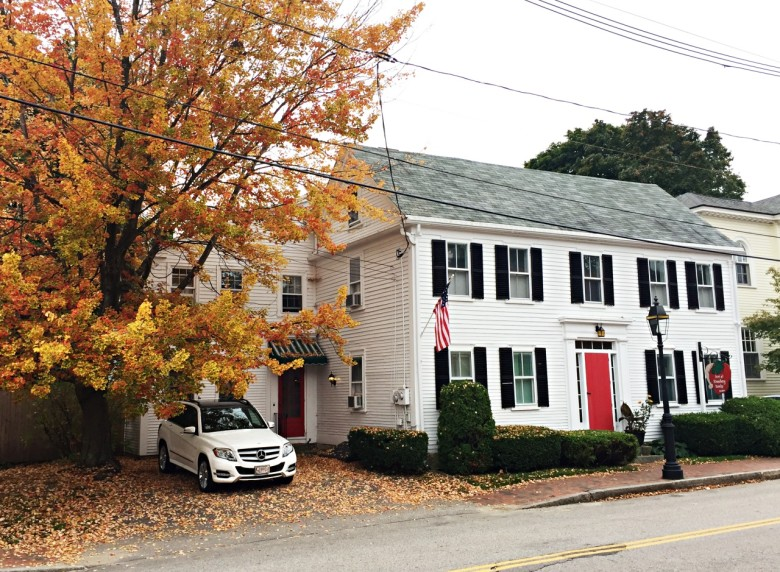 Portsmouth Nh Bed And Breakfast Inns