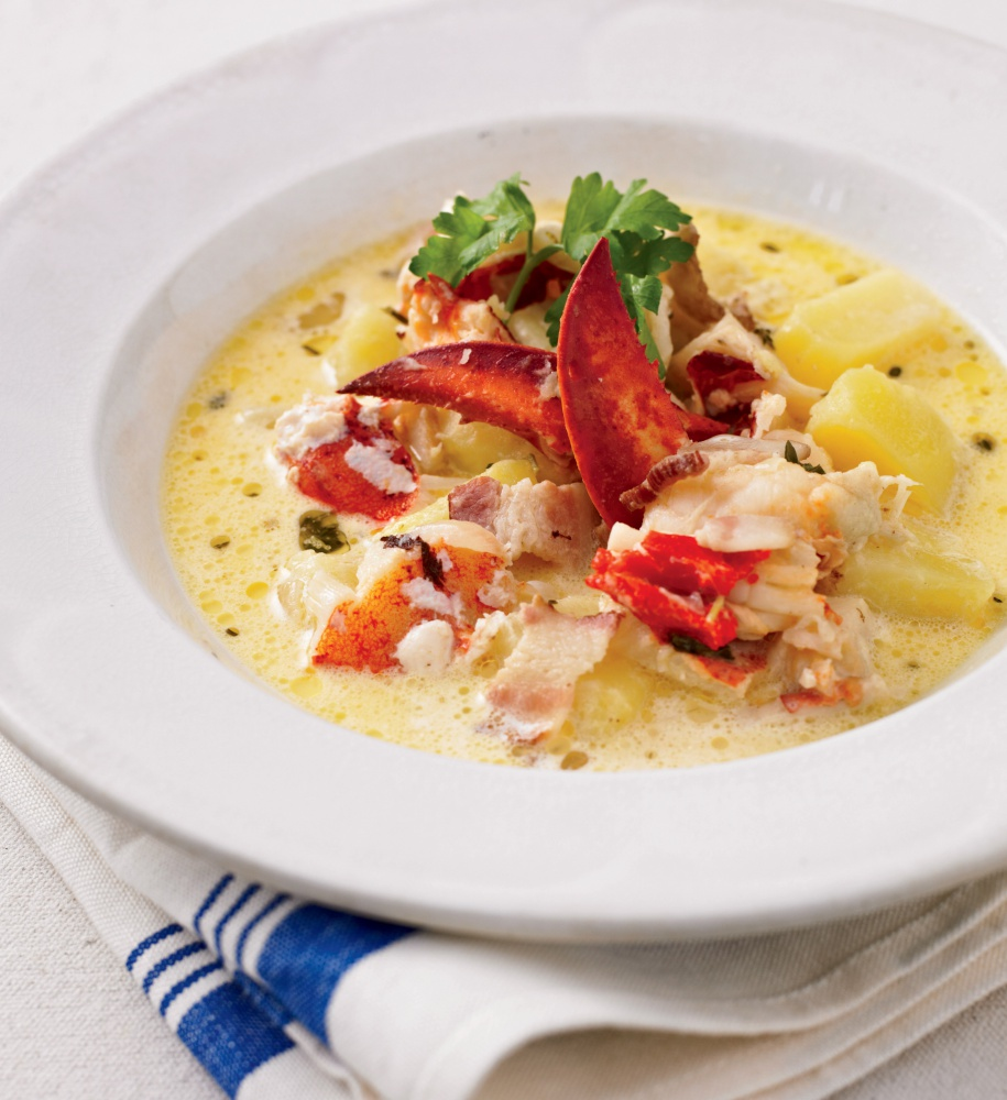 Jasper White S Lobster Chowder