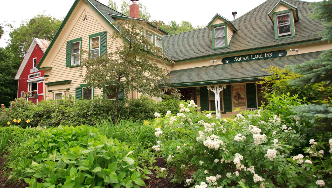 Lake Winnipesaukee Hotels Inns Yankee Editors Picks New England Today