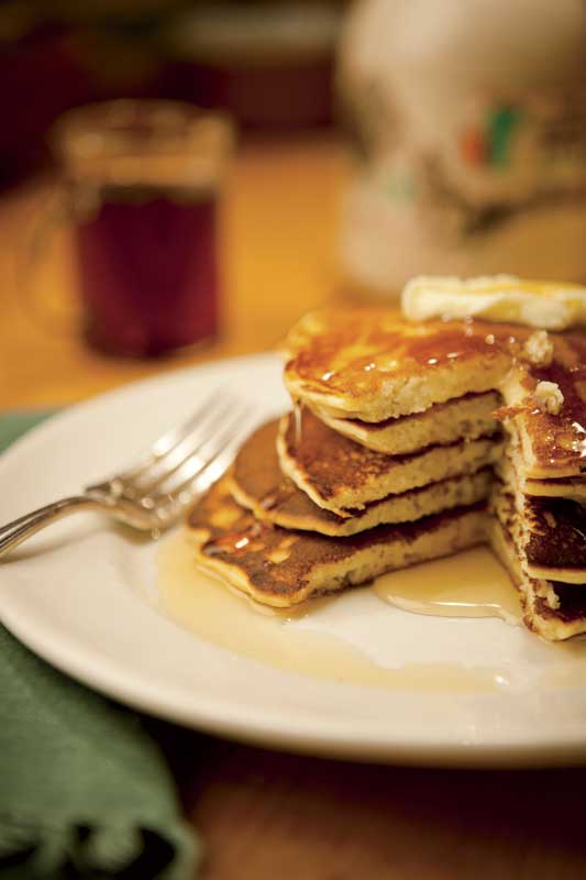 Sugar-on-Snow Party Pancakes - New England Today